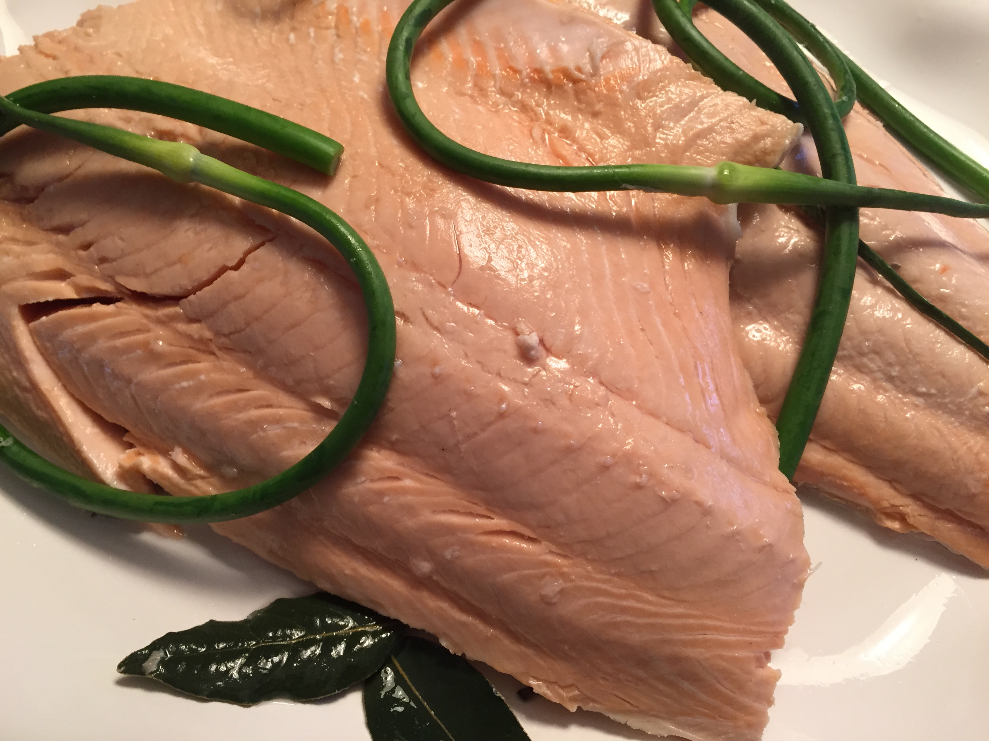 Culinary flights of fancy home cooking adventures in for Piece of fish